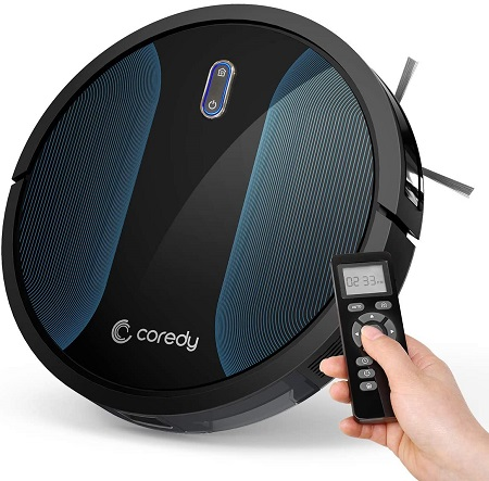 Coredy R500+ robot vacuum cleaner
