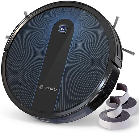 Coredy vacuum cleaner model R650
