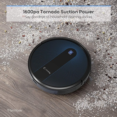 Coredy robot vacuum cleaner R650