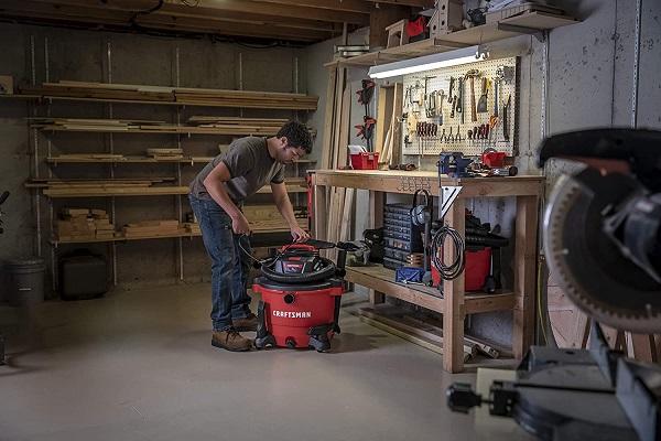 Craftsman Wet/Dry vacuum cleaner