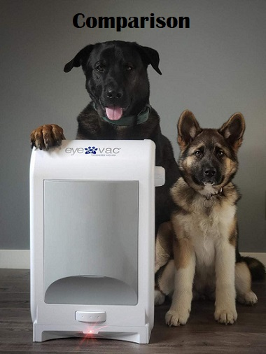 Eyevac pet stationary vacuum