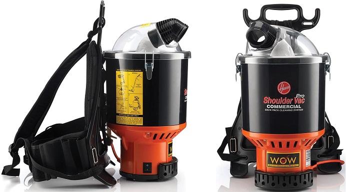 Hoover C2401 vacuum