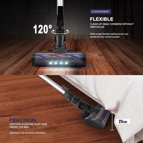 Moosoo XL-618A Vacuum