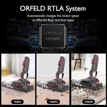 Orfeld C10A Vacuum Cleaner