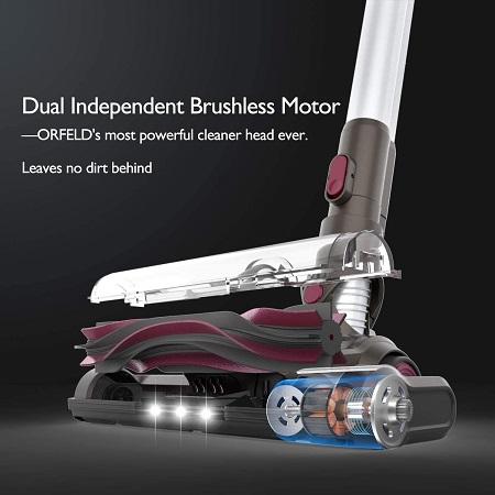 Orfeld Stick Vacuum