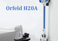 Orfeld vacuum cleaner model h20a