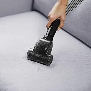 Pet brush for vacuum cleaner