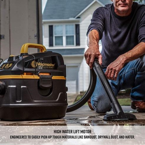 VacMaster Beast VFB511B02 Wet/Dry Vacuum Cleaner