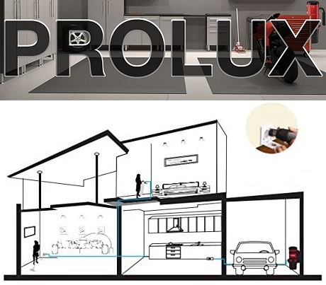 Prolux Central Vacuum System