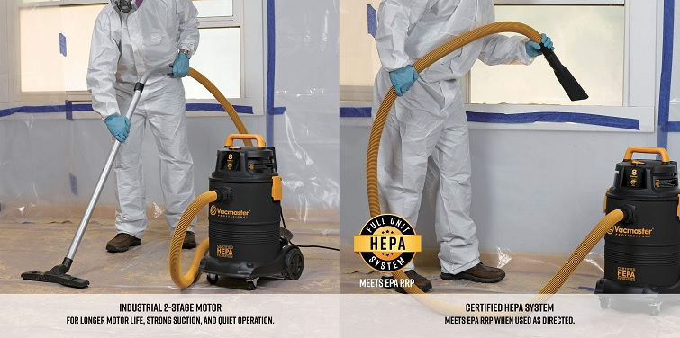 Vacmaster Wet Dry Vacuums