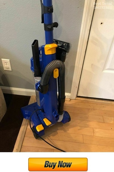 Eureka PowerSpeed Lightweight Upright Vacuum